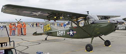 Cessna O-1A Bird Dog N5199G, May 14, 2011